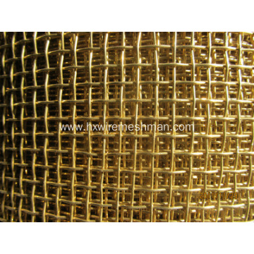 Copper wire mesh cloth